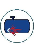 Découpage, nettoyage, neutralisation de cuves à fuel